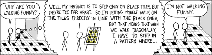 xkcd from 4/6/2007